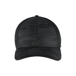 NE1091 New Era ® Tonal Camo Stretch Tech Mesh Cap