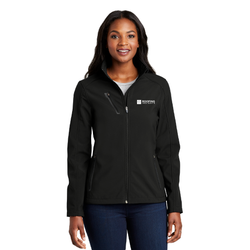 Roofing Insights Ladies Welded Soft Shell Jacket (4767337381966)