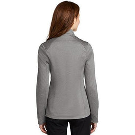 L249 Port Authority ® Ladies Diamond Heather Fleece Full-Zip Jacket (4401388421198)