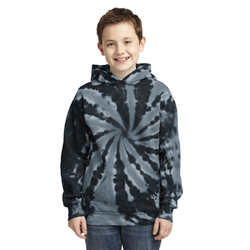 PC146Y Port & Company® Youth Tie-Dye Pullover Hooded Sweatshirt (1588479426602)