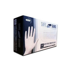 PPE - SAFEGUARD DISPOSABLE GLOVES (4640859586638)