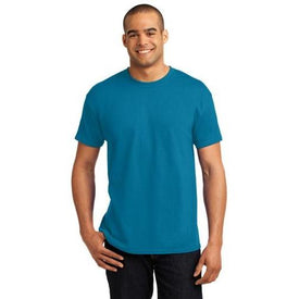 5170 Hanes® - EcoSmart® 50/50 Cotton/Poly T-Shirt (829986275370)
