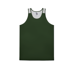 BG8668 Badger Adult Ventback Singlet