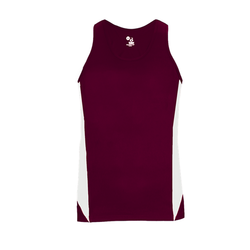 BG8967 Badger Ladies' Stride Singlet