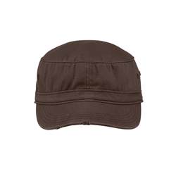 DT605 District ® Distressed Military Hat
