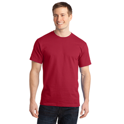 PC55T Port & Company® Tall Core Blend Tee
