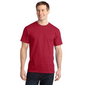 PC55T Port & Company® Tall Core Blend Tee (749003472938)