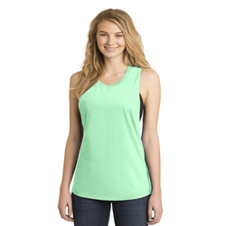DT6301 District® Women's Fitted V.I.T. ™Festival Tank
