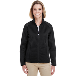 8477L UltraClub Ladies' Soft Shell Jacket (1781236432938)