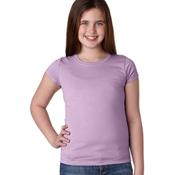 3710 Next Level Youth Girls' Princess T-Shirt