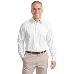 TLS638 Port Authority® Tall Non-Iron Twill Shirt