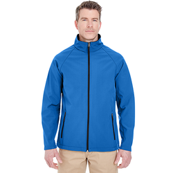 8265 UltraClub Men's Soft Shell Jacket