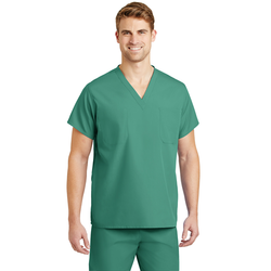 CS501 CornerStone® - Reversible V-Neck Scrub Top (1593369165866)