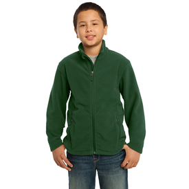 Y217 Port Authority® Youth Value Fleece Jacket (1571039903786)