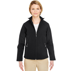 8265L UltraClub Ladies' Soft Shell Jacket