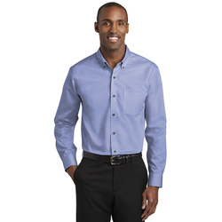 RH240 Red House® Pinpoint Oxford Non-Iron Shirt