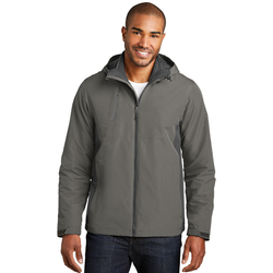J338 Port Authority® Merge 3-in-1 Jacket (1552493838378)