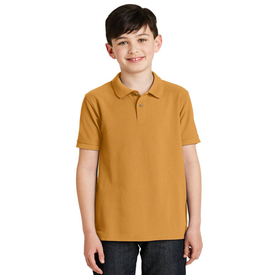 Y500 Port Authority® Youth Silk Touch™ Polo (1377010417706)