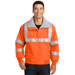 SRJ754 Port Authority® Enhanced Visibility Challenger™ Jacket with Reflective Taping (1592953733162)