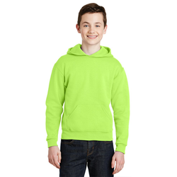 996Y JERZEES® - Youth NuBlend® Pullover Hooded Sweatshirt