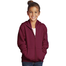 9103 Next Level Youth Zip Hoody (1801037447210)