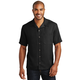 S535 Port Authority® Easy Care Camp Shirt (1562094075946)