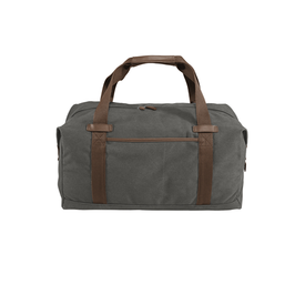 BG803 Port Authority ® Cotton Canvas Duffel (1878569877546)