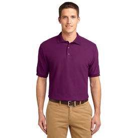 K500ES Port Authority® Extended Size Silk Touch™ Polo (1376536887338)