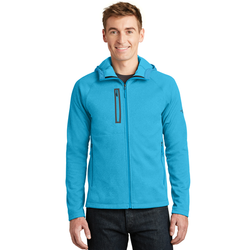 NF0A3LHH The North Face® Canyon Flats Fleece Hooded Jacket