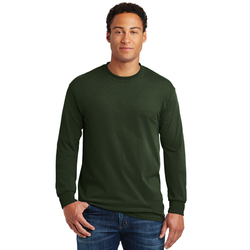 5400 Gildan® - Heavy Cotton™ 100% Cotton Long Sleeve T-Shirt