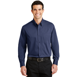 S613 Port Authority® Tonal Pattern Easy Care Shirt