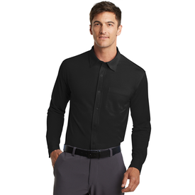 K570 Port Authority® Dimension Knit Dress Shirt (1877766504490)
