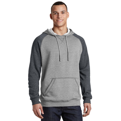 DT196 District® Lightweight Fleece Raglan Hoodie