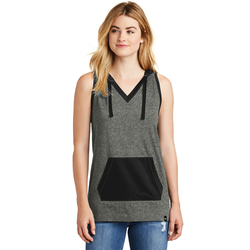 LNEA106 New Era® Ladies Heritage Blend Hoodie Tank