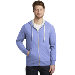 DT356 District ® Perfect Tri ® French Terry Full-Zip Hoodie