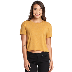 N5080 Next Level Ladies' Festival Cali Crop T-Shirt
