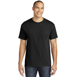 5300 Gildan ® Heavy Cotton ™ 100% Cotton Pocket T-Shirt (1864457224234)