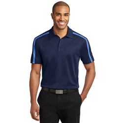 K547 Port Authority® Silk Touch™ Performance Colorblock Stripe Polo