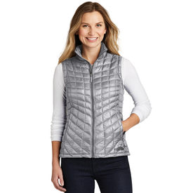 NF0A3LHL The North Face® Ladies ThermoBall™ Trekker Vest (1604494458922)