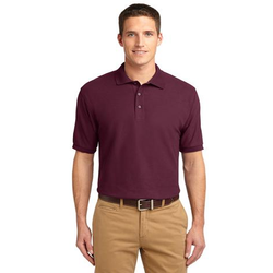 TLK500 Port Authority® Tall Silk Touch™ Polo