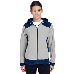 TT94W Team 365 Ladies' Rally Colorblock Microfleece Jacket (1759999295530)