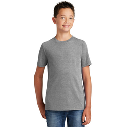 DT130Y District® Youth Perfect Tri® Crew Tee