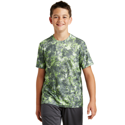 YST330 Sport-Tek® Youth Mineral Freeze Tee