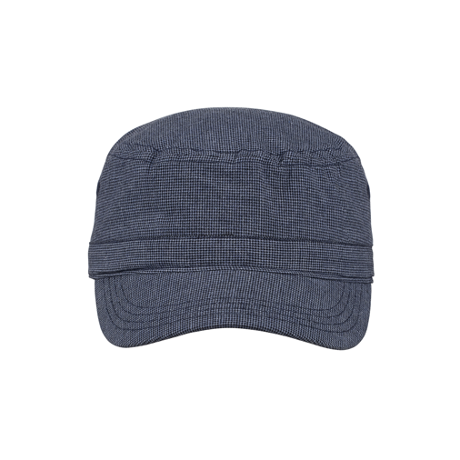 4d85558d59b DT619 District ® Houndstooth Military Hat - 10Minutetee.com