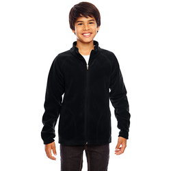 TT90Y Team 365 Youth Campus Microfleece Jacket (1745775001642)