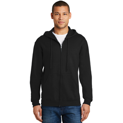 993M JERZEES® - NuBlend® Full-Zip Hooded Sweatshirt (1400869912618)