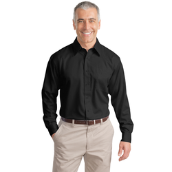 S638 Port Authority® Non-Iron Twill Shirt