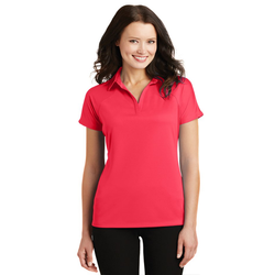 L575 Port Authority® Ladies Crossover Raglan Polo