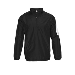 BG7641 Badger Adult Sideline Long Sleeve Pullover (1842738331690)