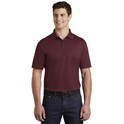 ST651 Sport-Tek® Micropique Sport-Wick® Pocket Polo (1395032588330)